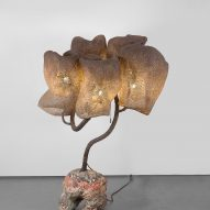 Nacho Carbonnel at Carpenters Workshop Gallery lighting design