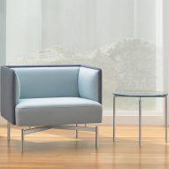Bernhardt Design releases last work of mid-century designer Charles Pollock