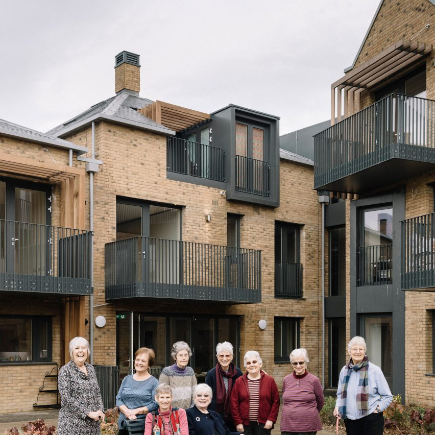 New Ground Cohousing residential architecture