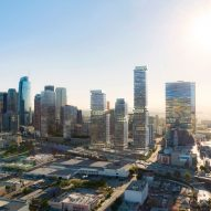 Trio of towers unveiled for Downtown Los Angeles