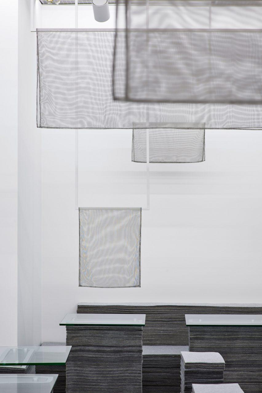On Ne Sait Jamais + Felt series by Nameless Architecture
