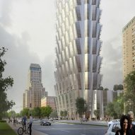 Studio Gang reveals tiered residential tower for St Louis