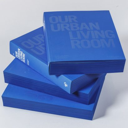 Free competition: Our Urban Living Room by COBE