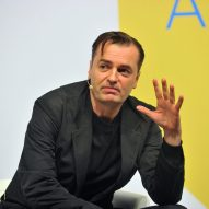 Patrik Schumacher at World Architecture Festival