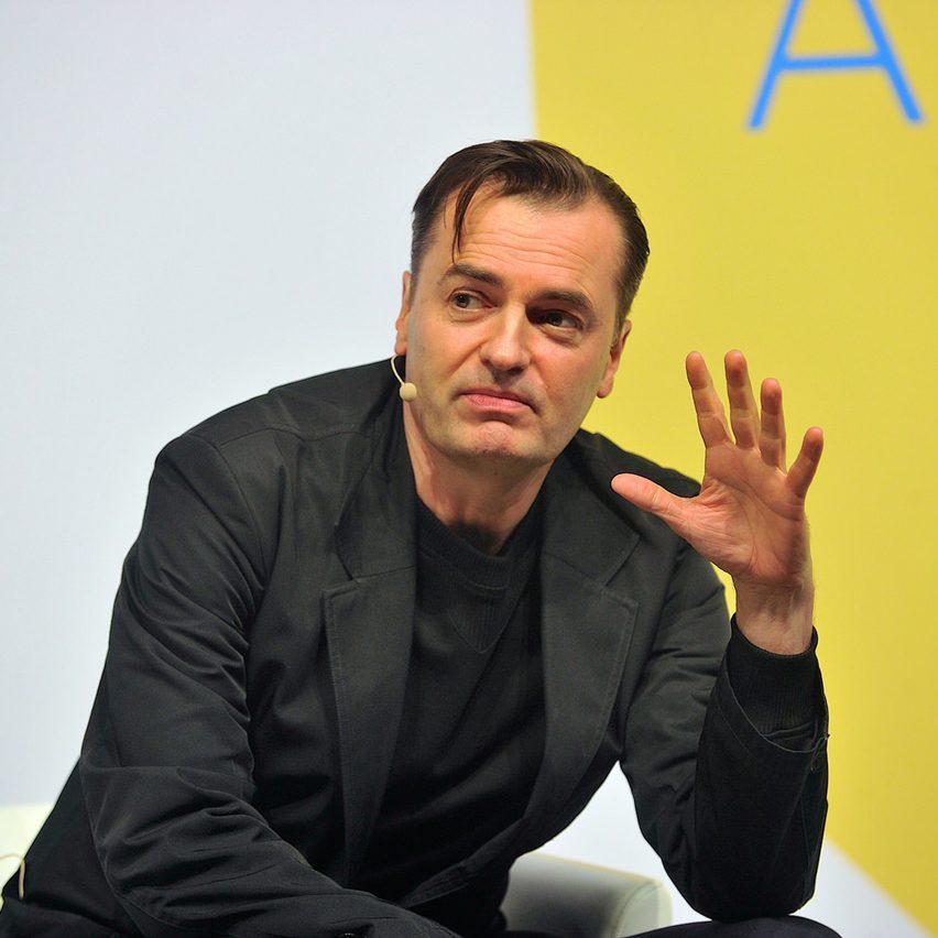 Patrik Schumacher at World Architecture Festival