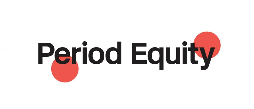 Period Equity branding by Pentagram and Paula Scher