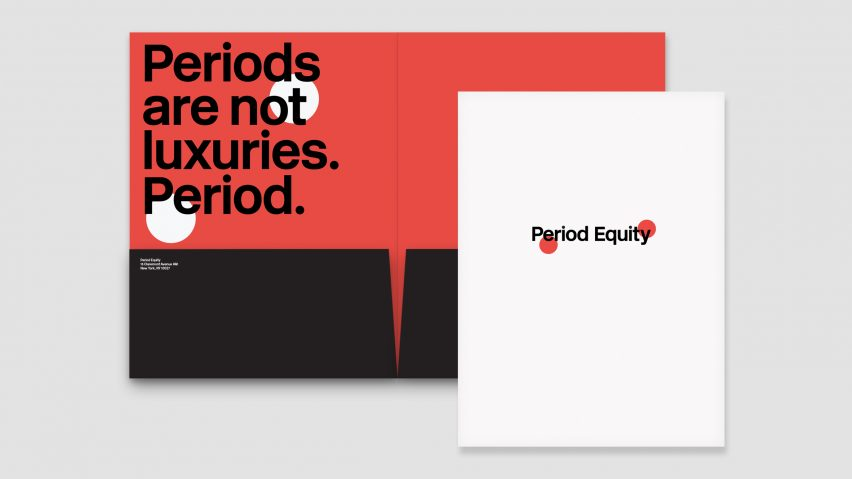 Period Equity by Pentagram and Paula Scher