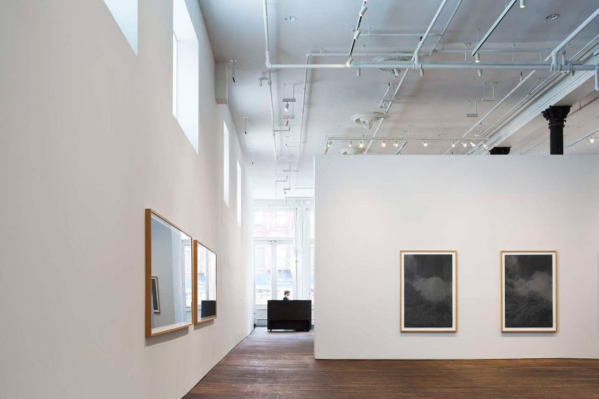 Peter Freeman Gallery in New York by Toshiko Mori Architect