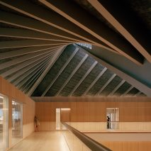 Photographs of Design Museum by Rory Gardiner