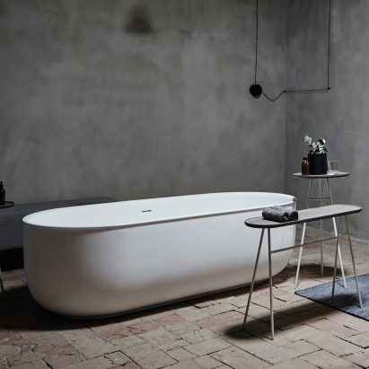 Norm Architects Creates Contemporary Take On Antique Bathtubs