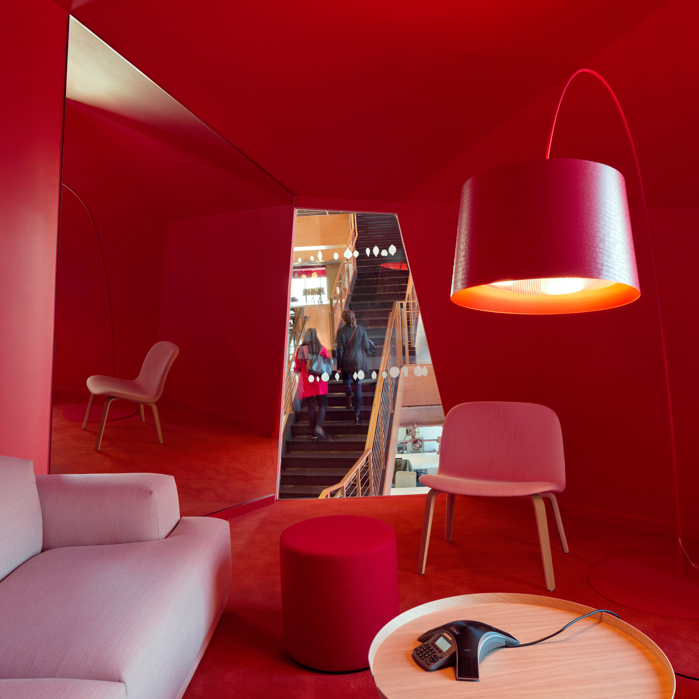 clive wilkinson architecture and interior design dezeen