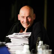 "OMA offices around the world get ""independent voice"" says Rem Koolhaas"