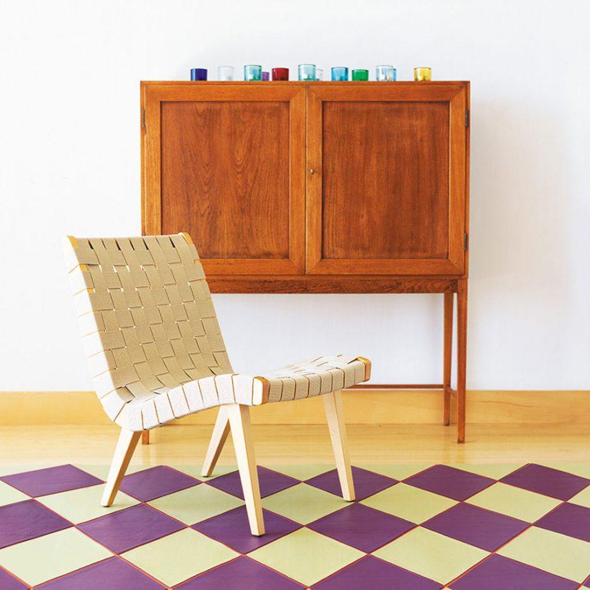 Risom Lounge Chair