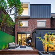 Riverdale Dormer by Post Architecture