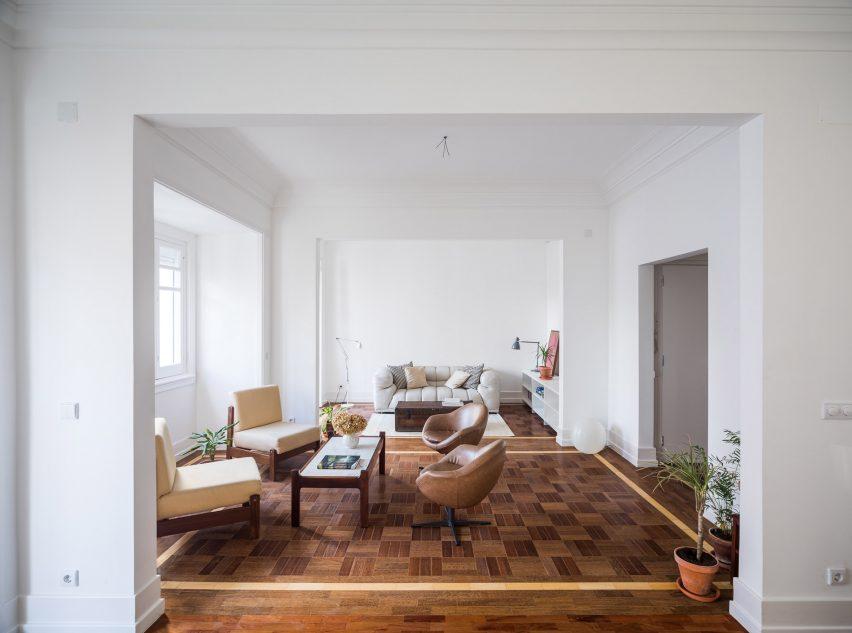 022 Rodrigo da Fonseca by Aboim Inglez Arquitectos residential interiors