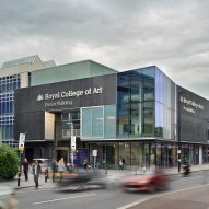 RCA named world's top design school for third year running