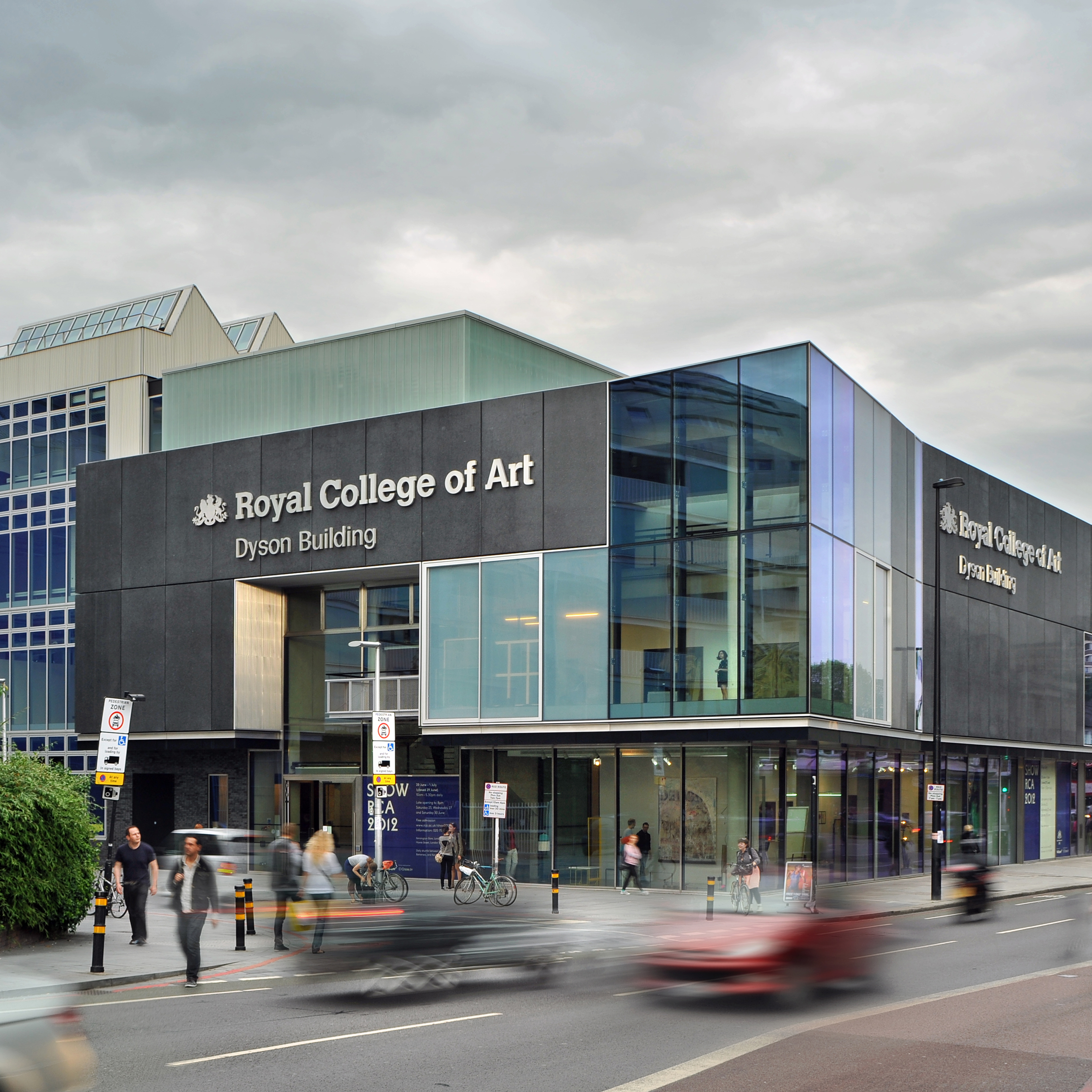 Rca Named World S Top Design School For Third Year Running