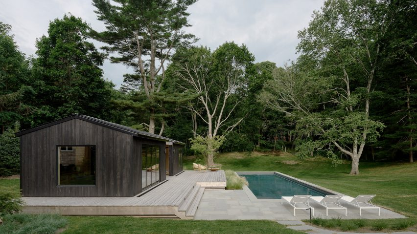 Shelter Island Pool House by General Assembly