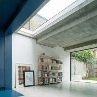 Dezeen's updated Pinterest board features London's best house extensions