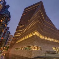 Tate Modern Switch House captured in 360-degree photography