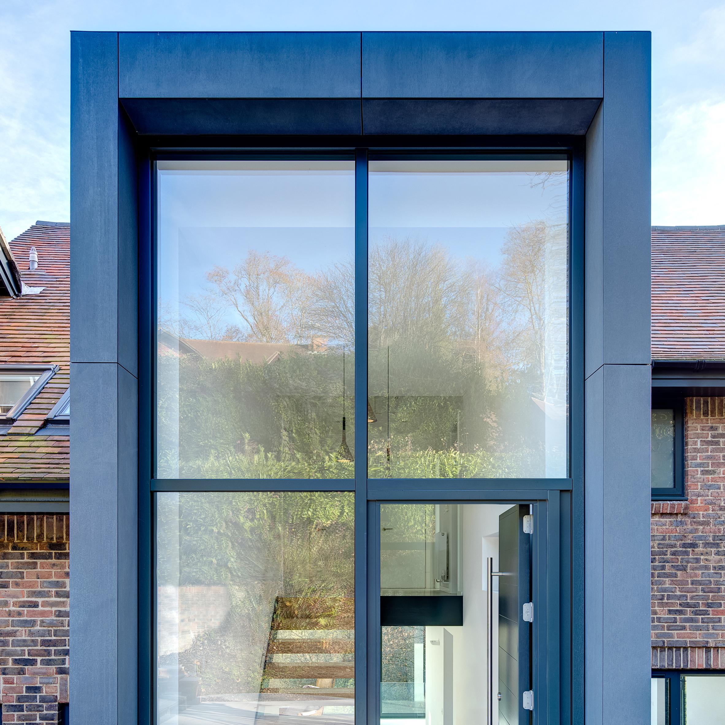 Skene Catling De La Peñas Flint House Has Rugged Stone Walls - Home designers uk