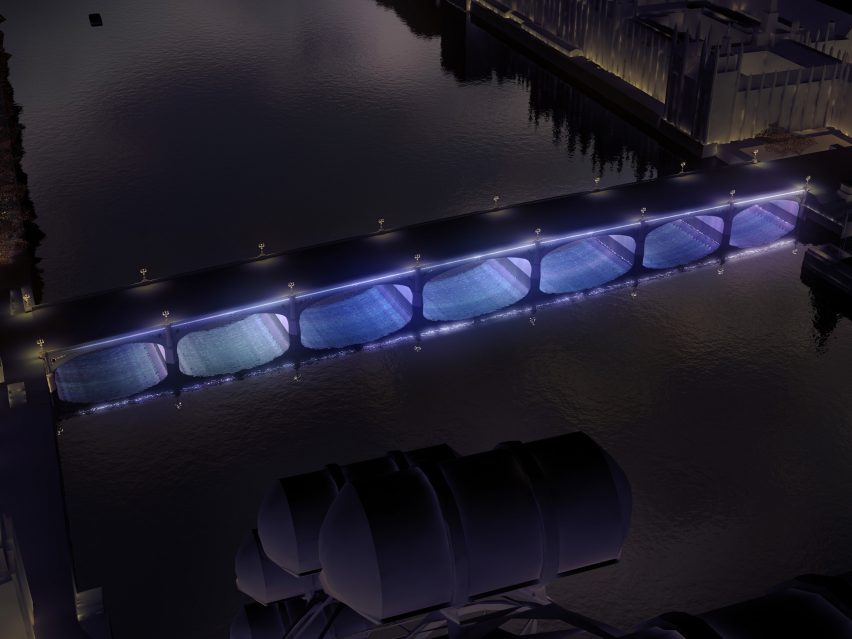 London bridge contest