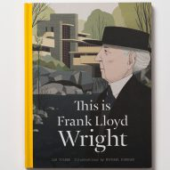Competition: win a book illustrating the life of Frank Lloyd Wright