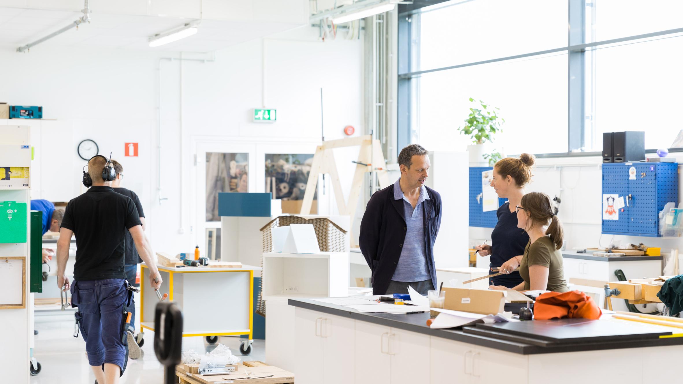 Ikea Reveals Tom Dixon S Delaktig Modular Bed And Sofa