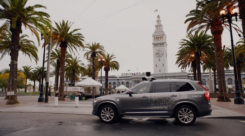 News: Uber launches self-driving cars