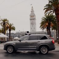Fleet of driverless Uber cars takes to the streets