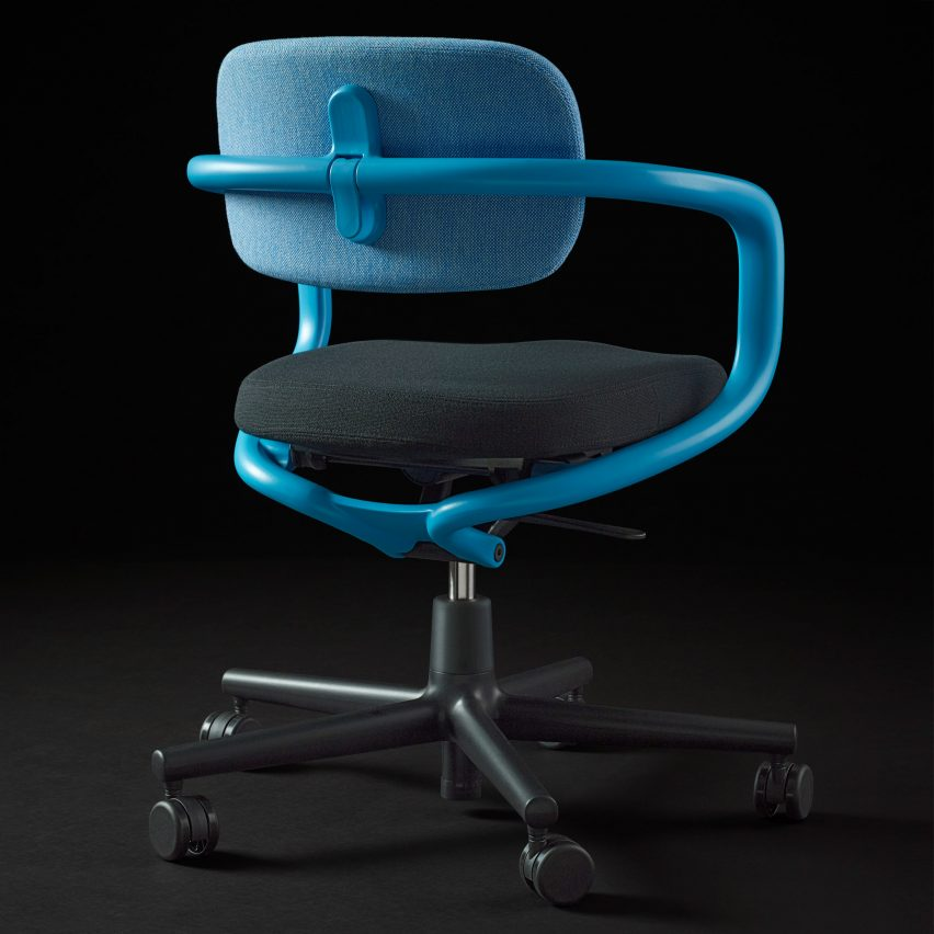 Vitra Allstar chair by Konstantin Grcic