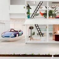 Werner Aisslinger imagines a future of robots and plants with House of Wonders exhibition