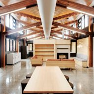 "Law Architects creates ""homesteads"" to house Woodleigh School teaching spaces"