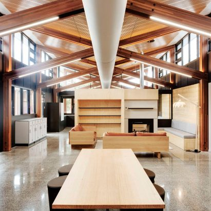 Architizer: Woodleigh School - Homestead Project by Law Architects