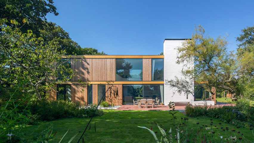Woodpeckers by Strom Architects
