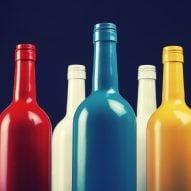 Wine label graphic design competition