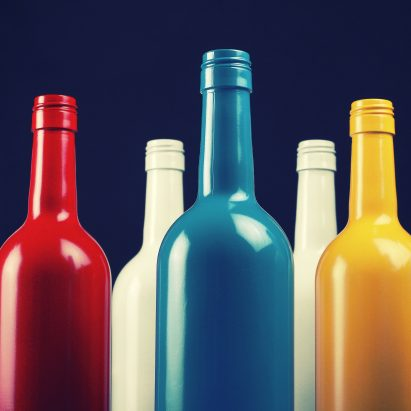 Wine label graphic design competition