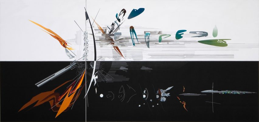 Zaha Hadid exhibition at Serpentine Galleries