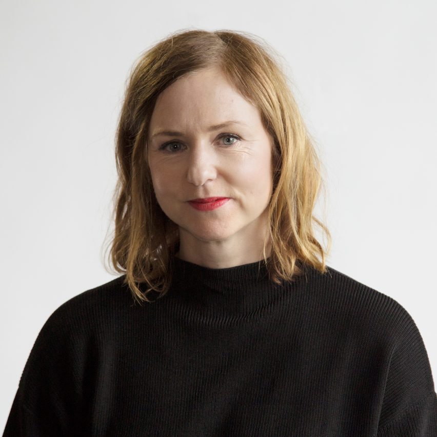 Bolon designer Petra Lundblad