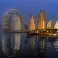 Dezeen's new Pinterest board celebrates Chinese architecture