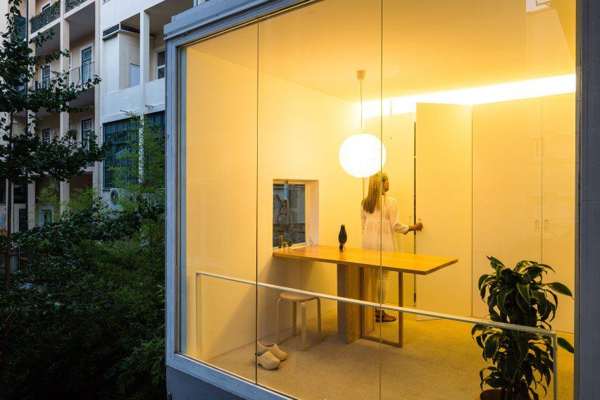 A room at estrella by rcjv arquitectos