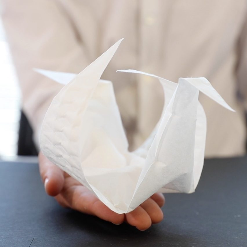 paper folding style terms