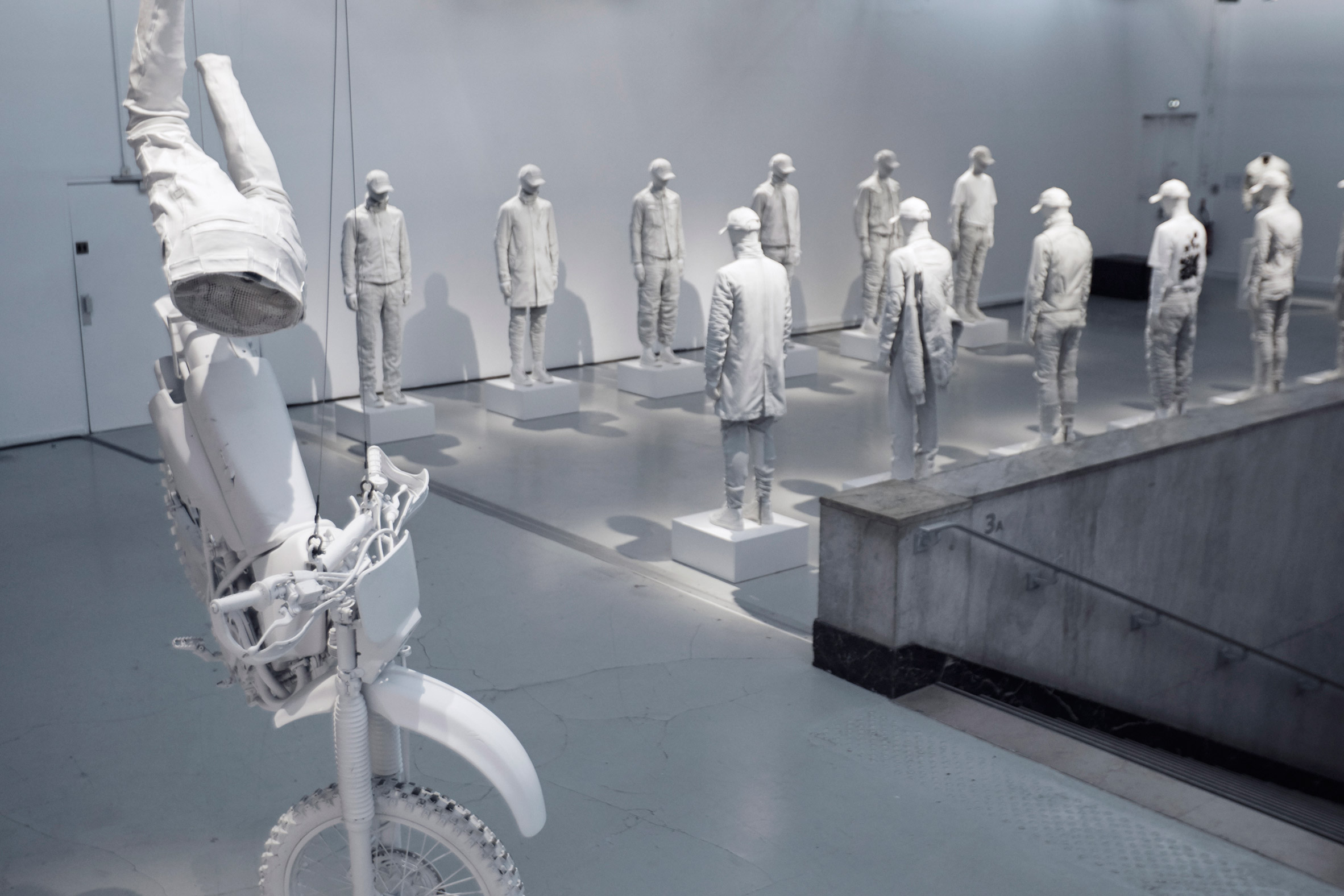 Aitor Throup presents first collection as G-Star RAW creative director