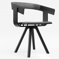 Monochrome office furniture destined for co-working goes on display at IMM Cologne