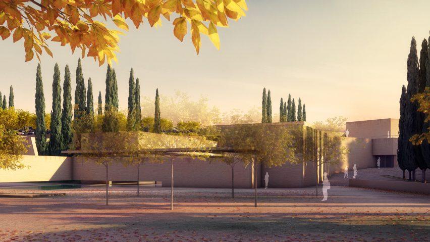 Alvaro Siza's Alhambra project rejected