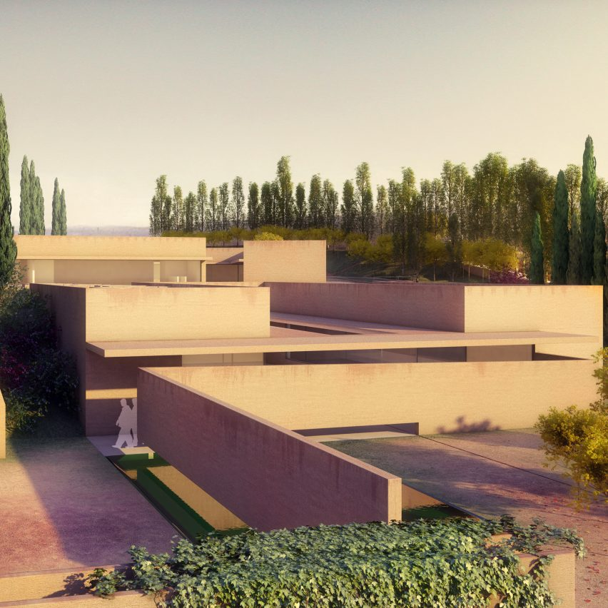 Alvaro Siza's Alhambra project rejected