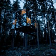 Seven unusual treehouses you can sleep inside at Sweden's Treehotel