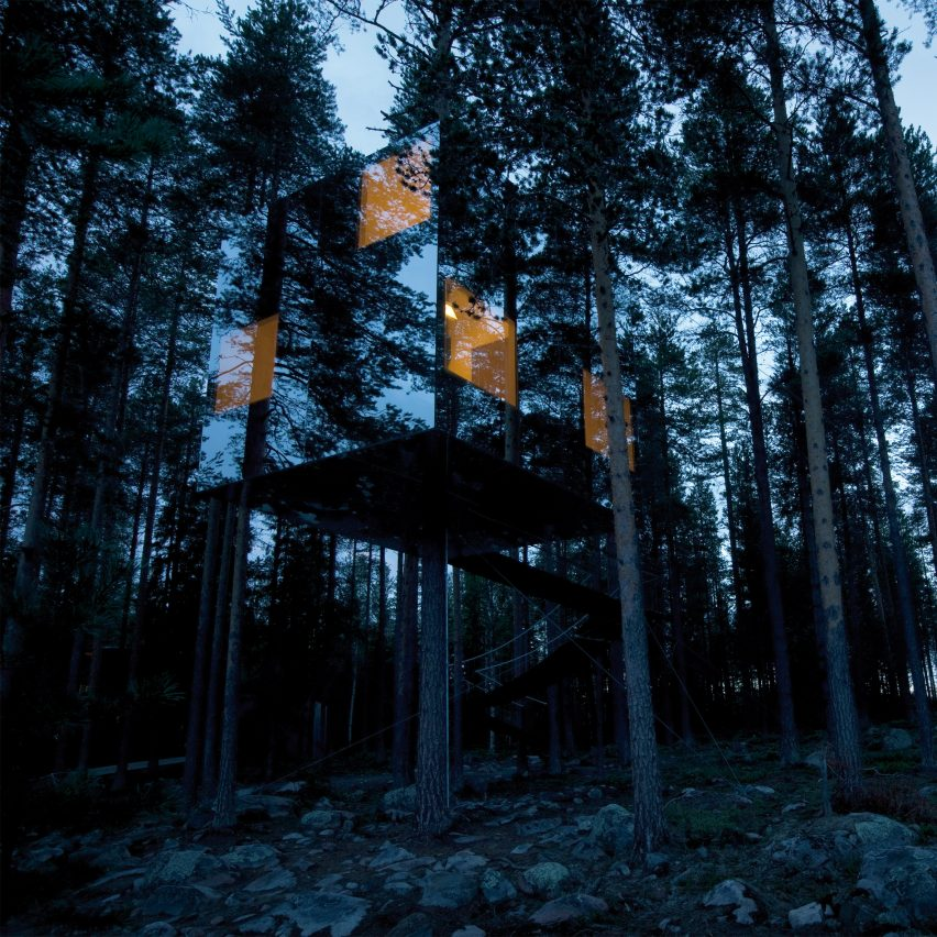 Image result for treehouse hotel sweden