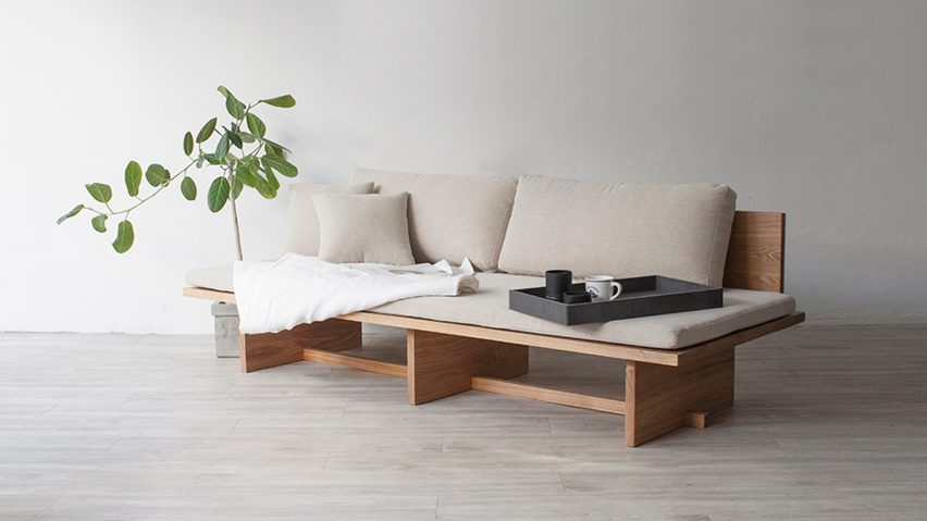 traditional korean furniture. Hyung Suk Cho Bases Minimal Daybed On Traditional Korean Design And Paintings Furniture