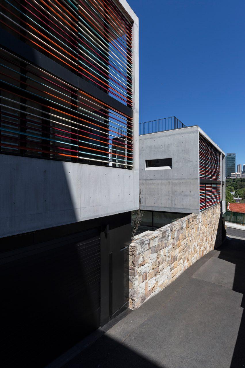 Brougham Place Potts Point by Smart Design Studio